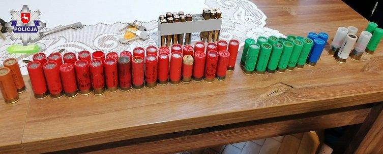 Nielegalna amunicja