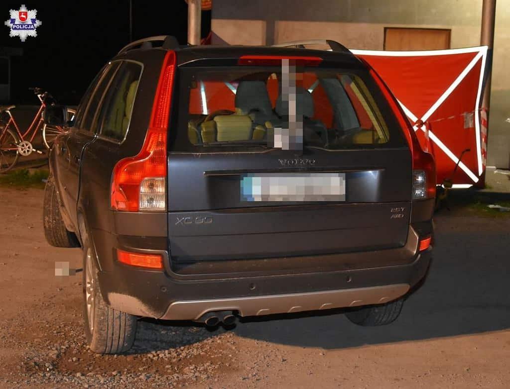 Głupota kierowcy volvo doprowadziła do śmierci dwie niewinne osoby