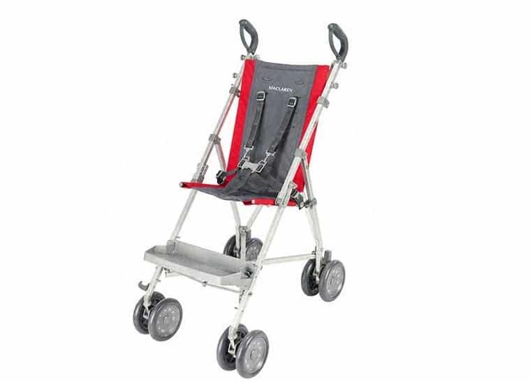 Hiena ukradła wózek dziecięcy inwalidzki