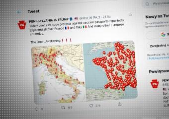 Protesty na całym świecie