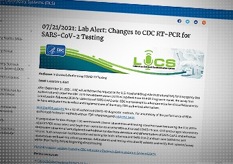 CDC wycofuje test PCR