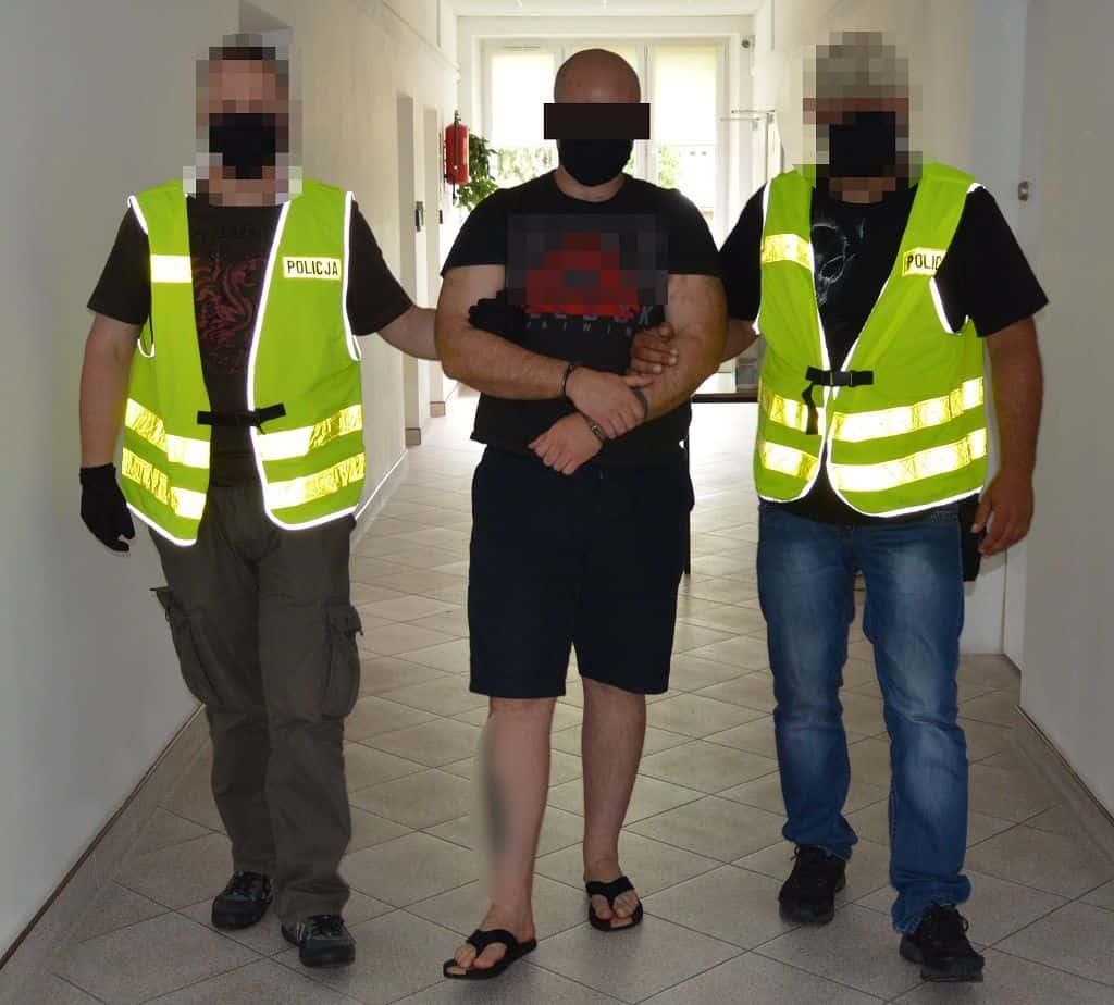 Zorganizowane grupy przestępcze rozbite.